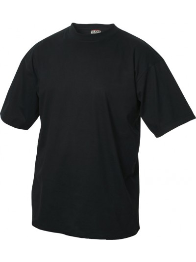 T-shirts 100% coton noir
