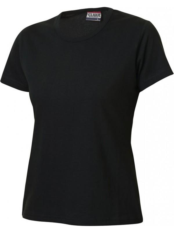 T-Shirts Fashion Ladies noir