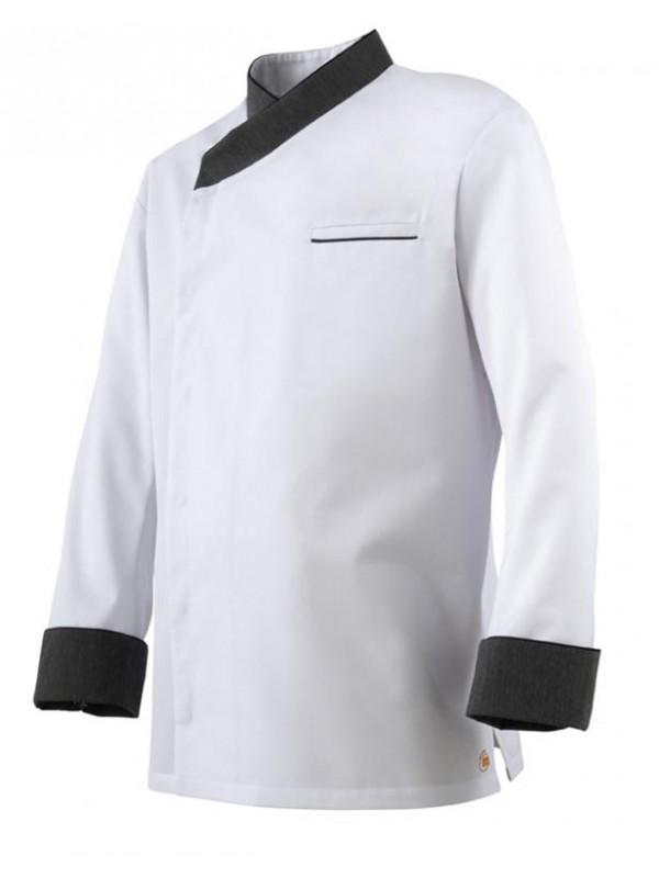 Vestes M/L Exalt's-Blanc/noir