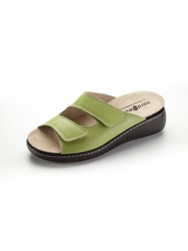Sandales Sandrine vert