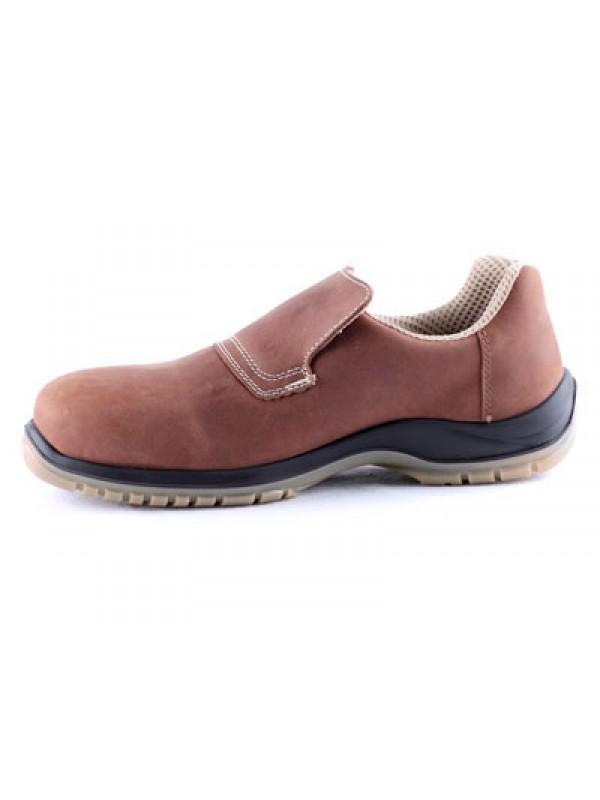 Chaussure de cuisine Dan marron