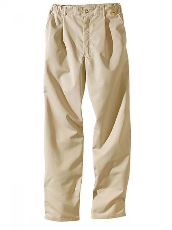 Pantalon de cuisine sable  Brigad