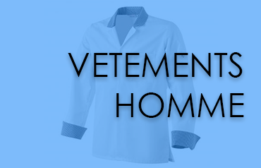 vetements homme