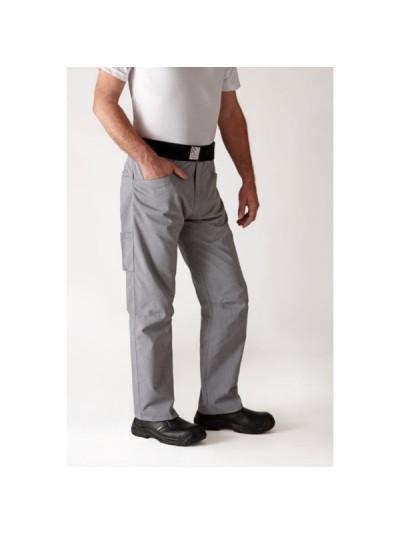 Pantalon de cuisine mixte ROBUR ARENAL