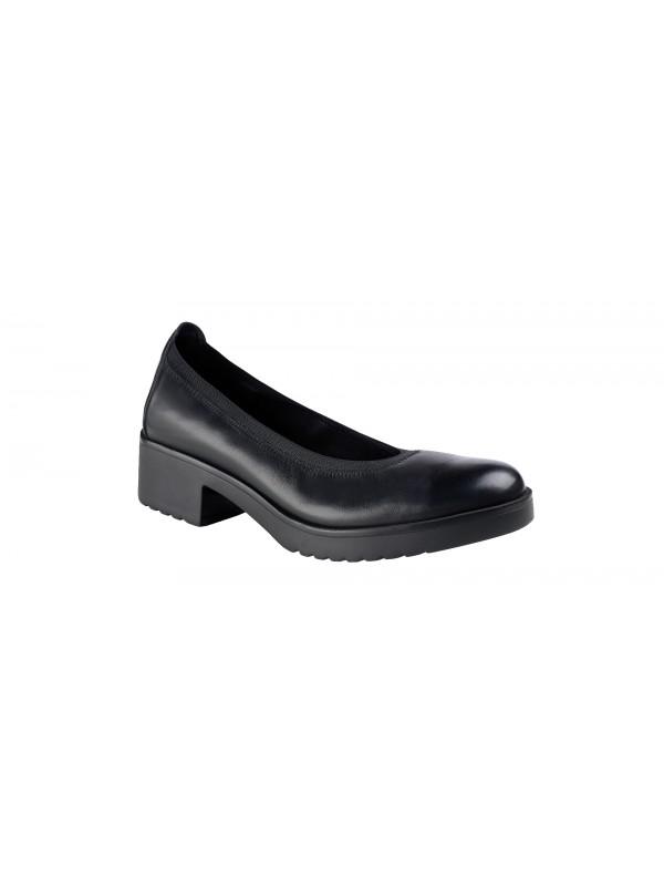 Chaussures de service femme cuir DIAN ROMA