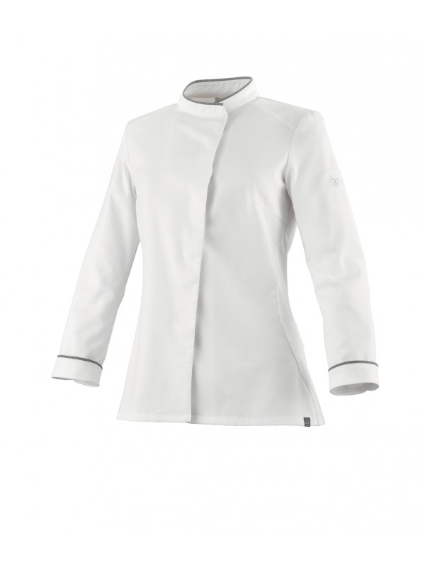 Veste de cuisine légère femme 37.5® CAVANE ROBUR