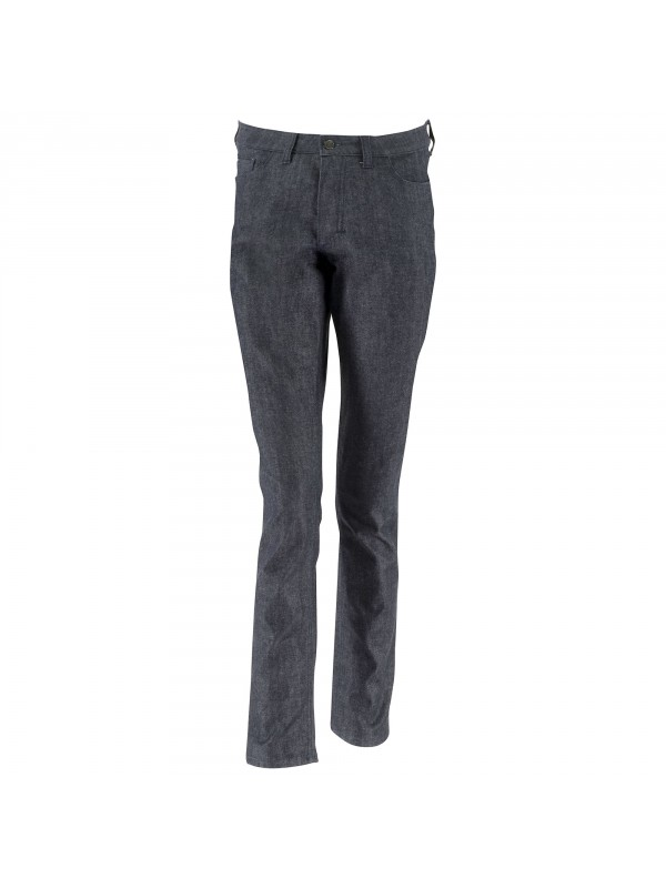 Pantalon de sevice femme Denim LAFONT CLAVEL