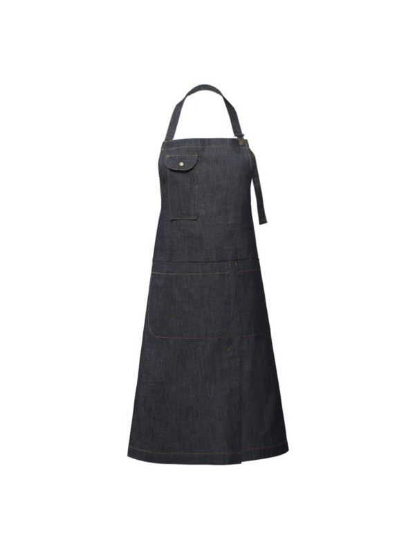 Tablier de cuisine ROBUR VIGNOBLE Denim