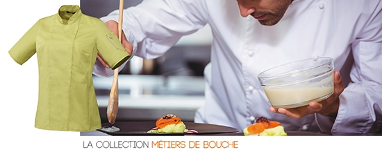 COLLECTION METIER DE BOUCHE
